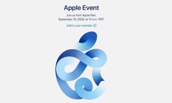 Apple annuncia l'evento del 15 settembre, ecco le possibili novità