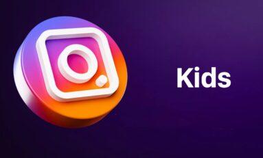 In arrivo Instagram Kids, un social per i più piccoli.