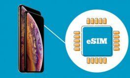 In Italia arrivano eSIM Vodafone su iPhone