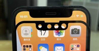 Nuove immagini mostrano il design di iPhone 13