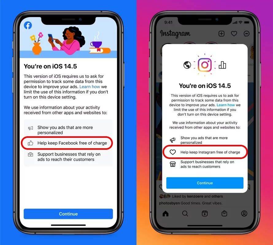 """Facebook """"obbliga"""" gli utenti ad accettare il tracciamento"""