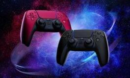 Due nuove colorazioni per DualSense, una rossa ed una nera