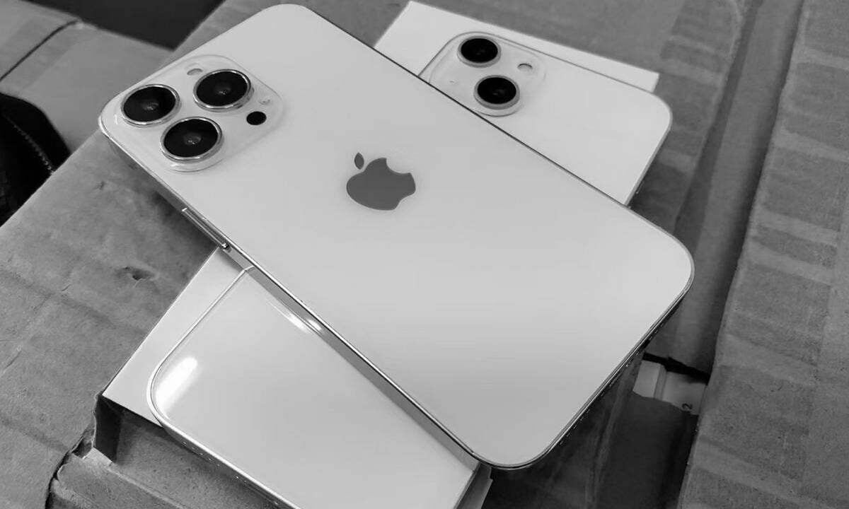 Nuove immagini di iPhone 13 e 13 Pro confermerebbero il design finale