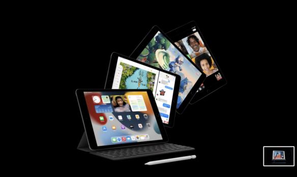 Apple presenta il nuovo iPad 10.2 2021