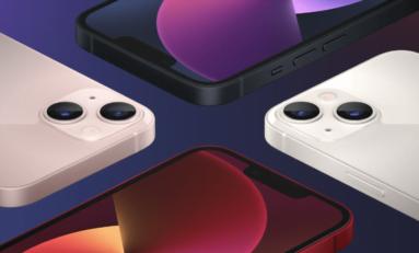 Apple presenta iPhone 13 e iPhone 13 Pro